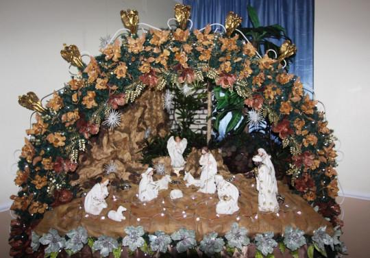 16 11 2017 EM Encendido de la Navidad en el Parlamento y visita de la Santa Patrona N,S del  Rosario (8)
